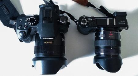 GX7 vs FZ1000